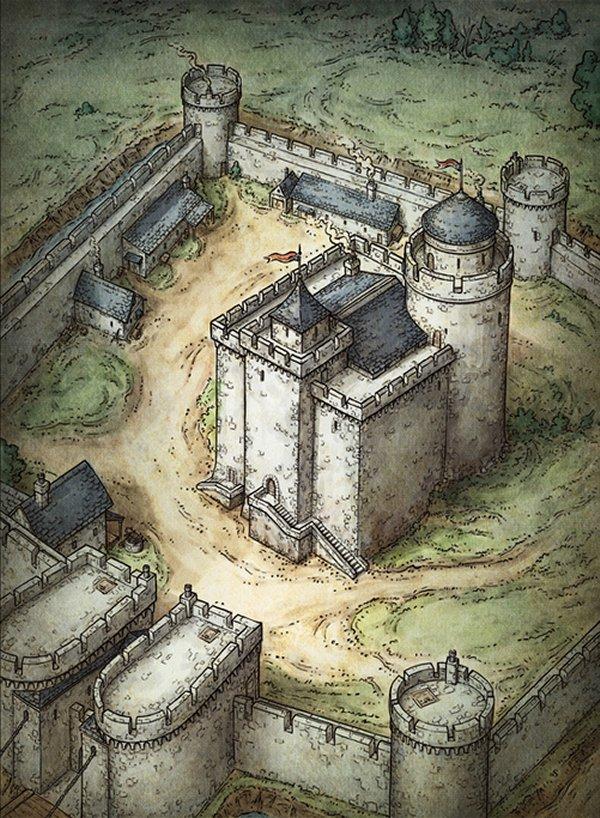 Cartes/Maps » Donjons & Dragons - D&D 5e