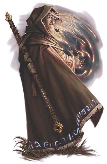 Druid » Dungeons & Dragons - Donjons & Dragons - D&D 5