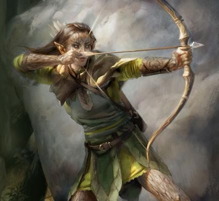 Elf » Dungeons & Dragons - Donjons & Dragons - D&D 5