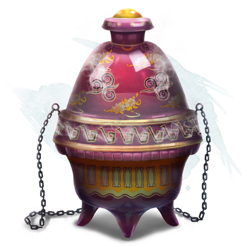 Censer Of Controlling Air Elementals Magic Item Dungeons Dragons Dnd 5e It obeys any verbal commands that you issue to it (no action required by you). censer of controlling air elementals