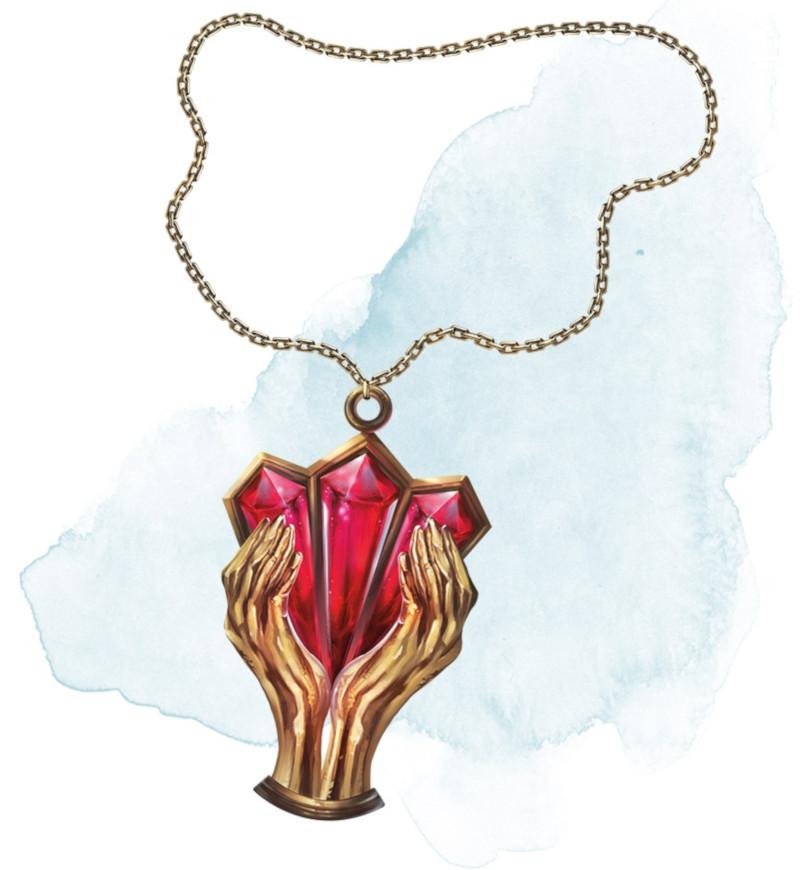 Amulette Abracadabra Renforcer et prot/éger la sant/é B-99