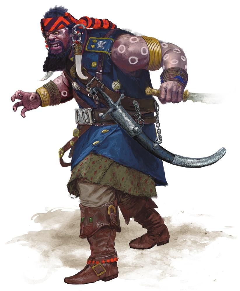 Bandit Captain 5e » Dungeons & Dragons - D&D 5