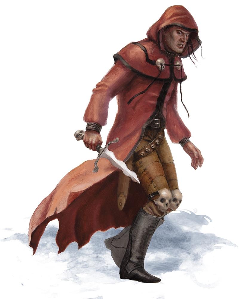 Cult Fanatic 5e » Dungeons & Dragons - D&D 5