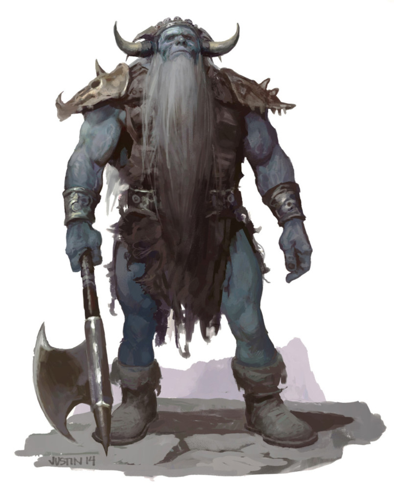 Frost Giant 5e » Dungeons & Dragons - D&D 5
