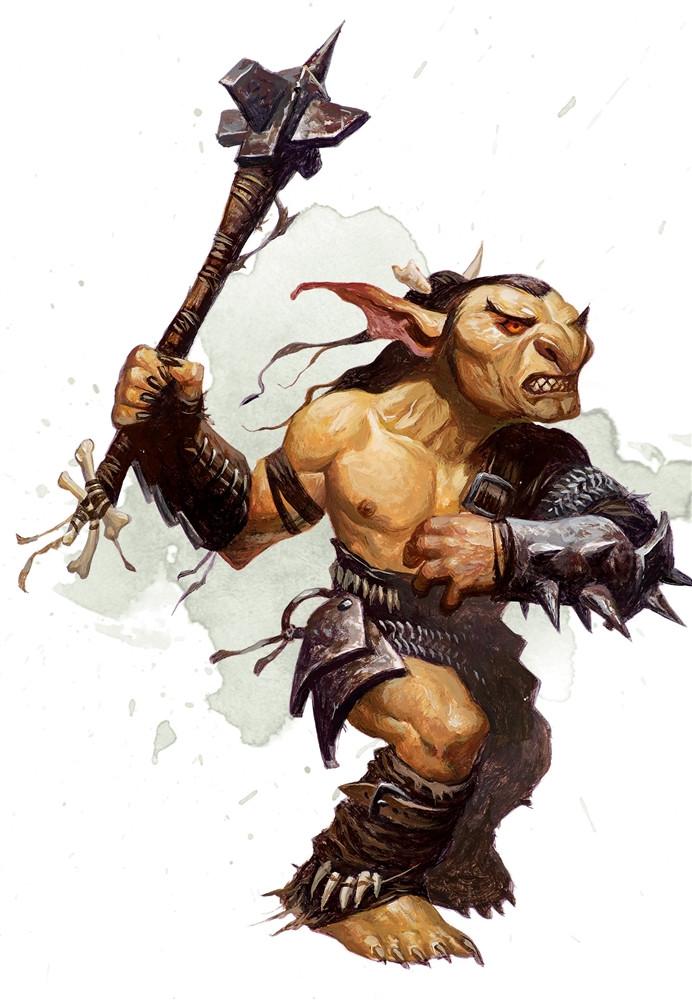 Goblin 5e » Dungeons & Dragons - D&D 5