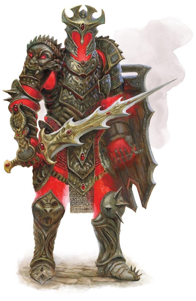 Helmed Horror 5e » Dungeons & Dragons - D&D 5
