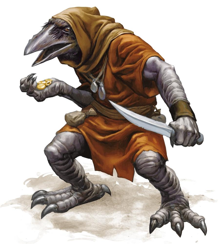 Kenku 5e Dungeons Dragons D D 5