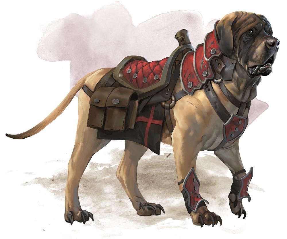 Mastiff 5e » Dungeons & Dragons - D&D 5