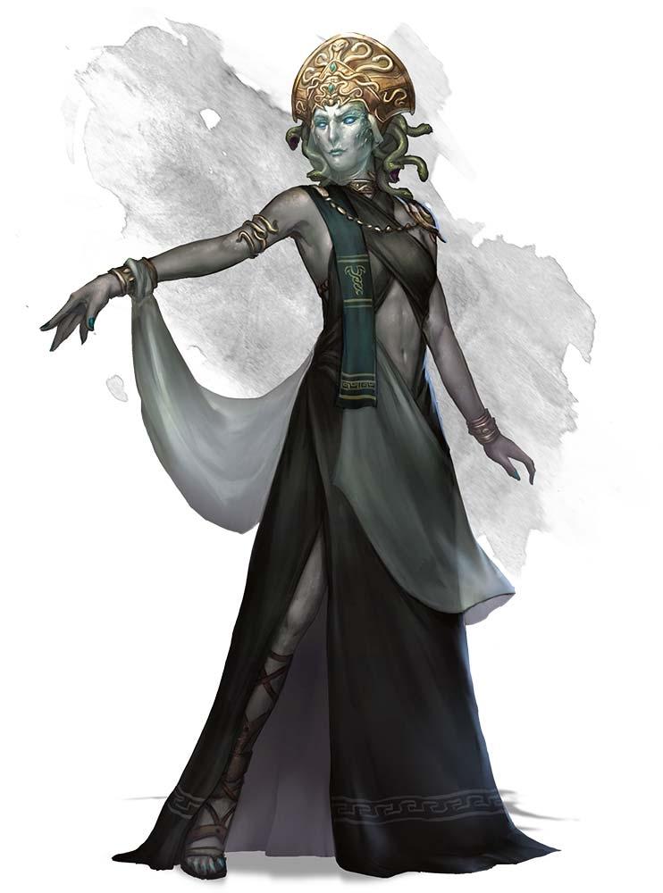 Medusa 5e » Dungeons & Dragons - D&D 5