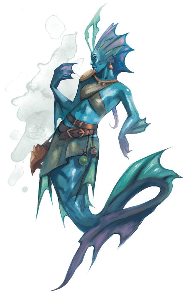 Merfolk 187 Dungeons Amp Dragons D Amp D 5