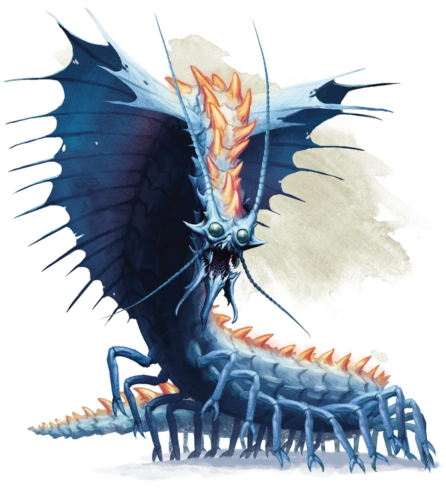 Remorhaz 5e 187 Dungeons Amp Dragons D Amp D 5