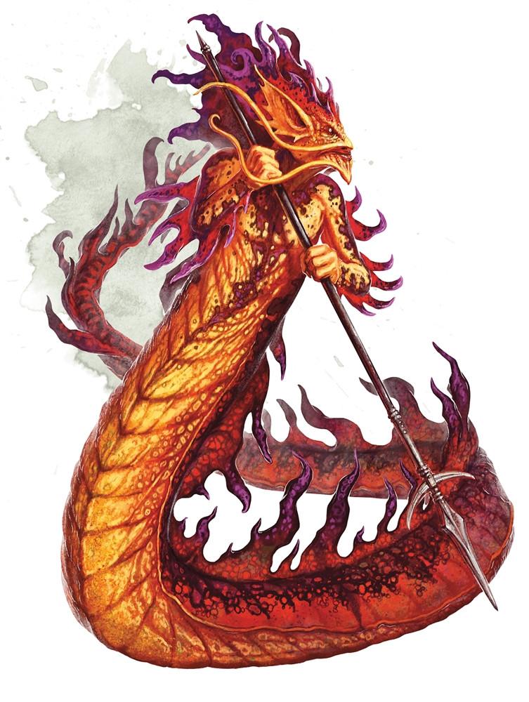 Image result for salamander 5e