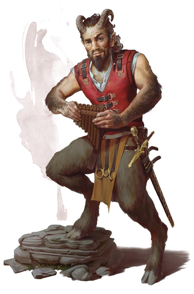 satyr Avatar