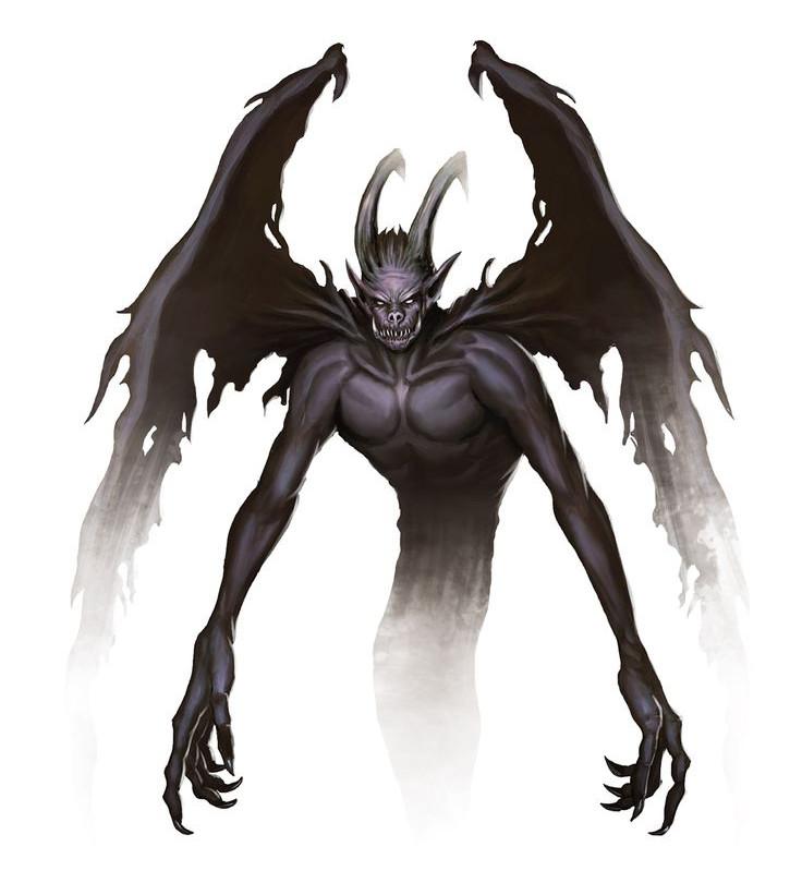Shadow Demon 5e » Dungeons & Dragons - D&D 5