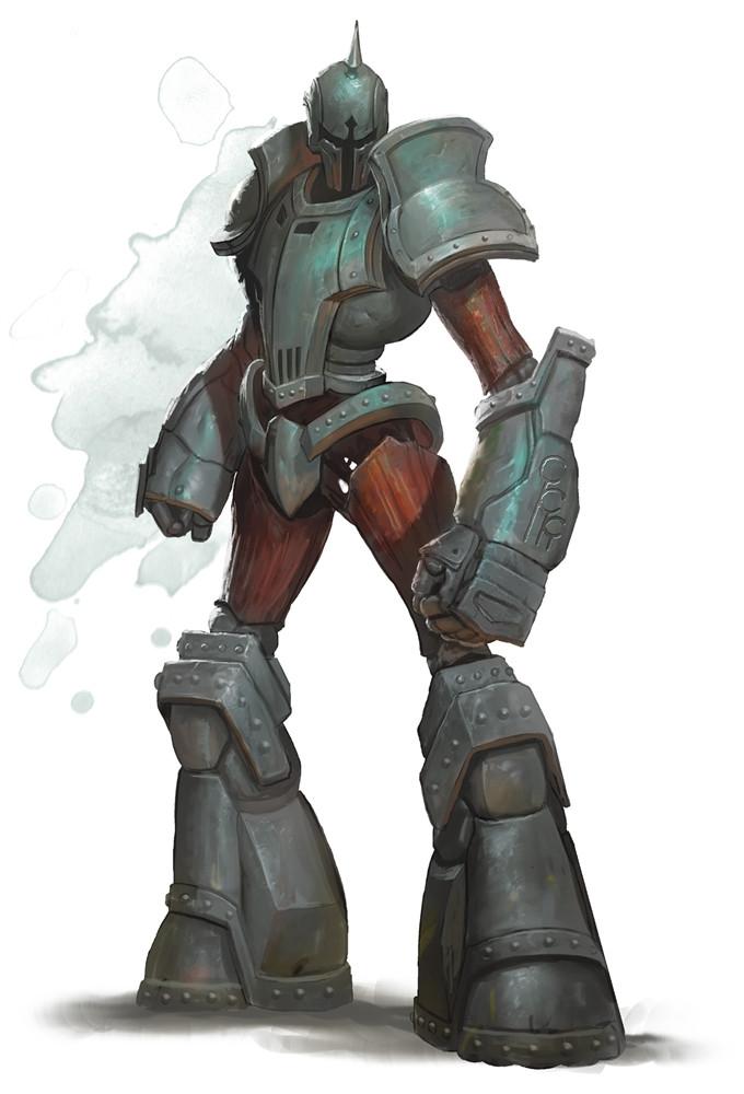 Shield Guardian 5e » Dungeons & Dragons - D&D 5