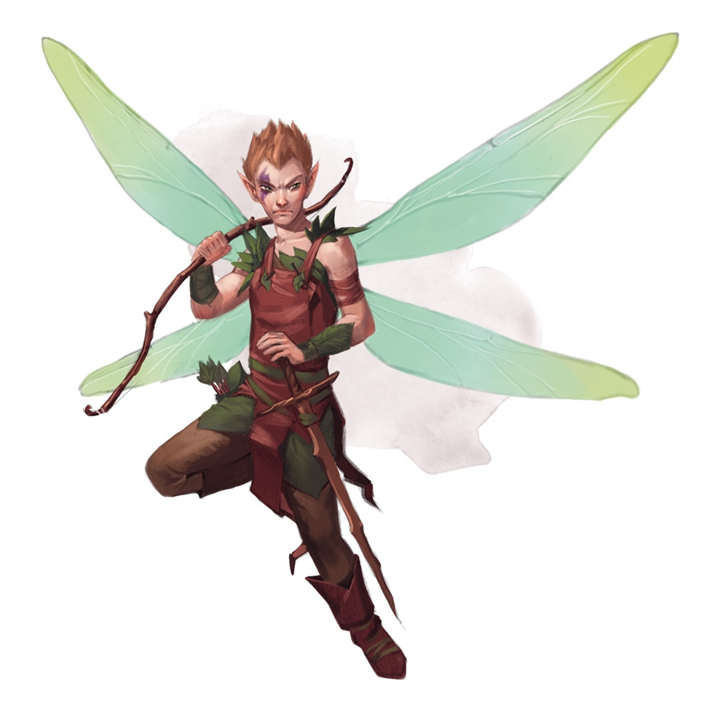 Sprite 5e » Dungeons & Dragons - D&D 5