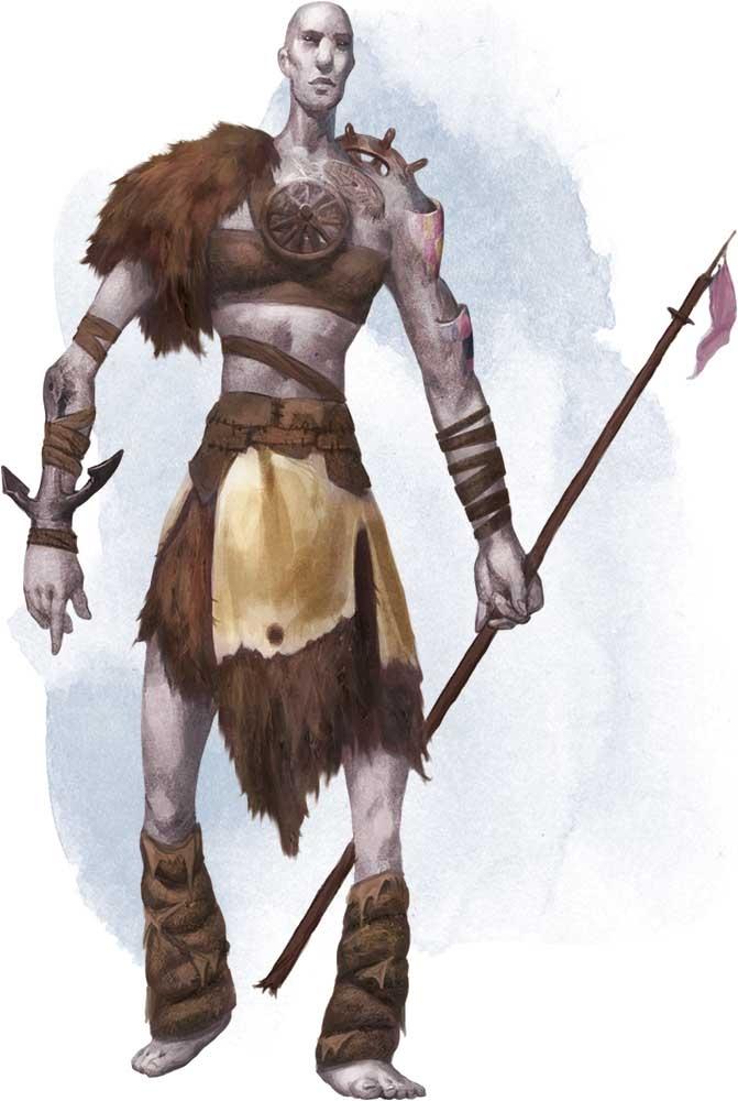Stone Giant Dreamwalker Monster Dungeons Dragons Dnd 5e