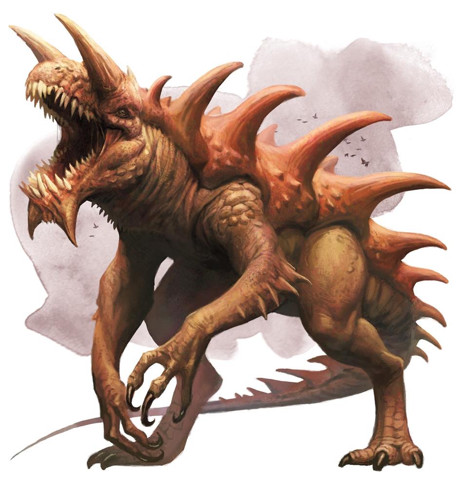 Tarrasque 5e » Dungeons & Dragons - D&D 5