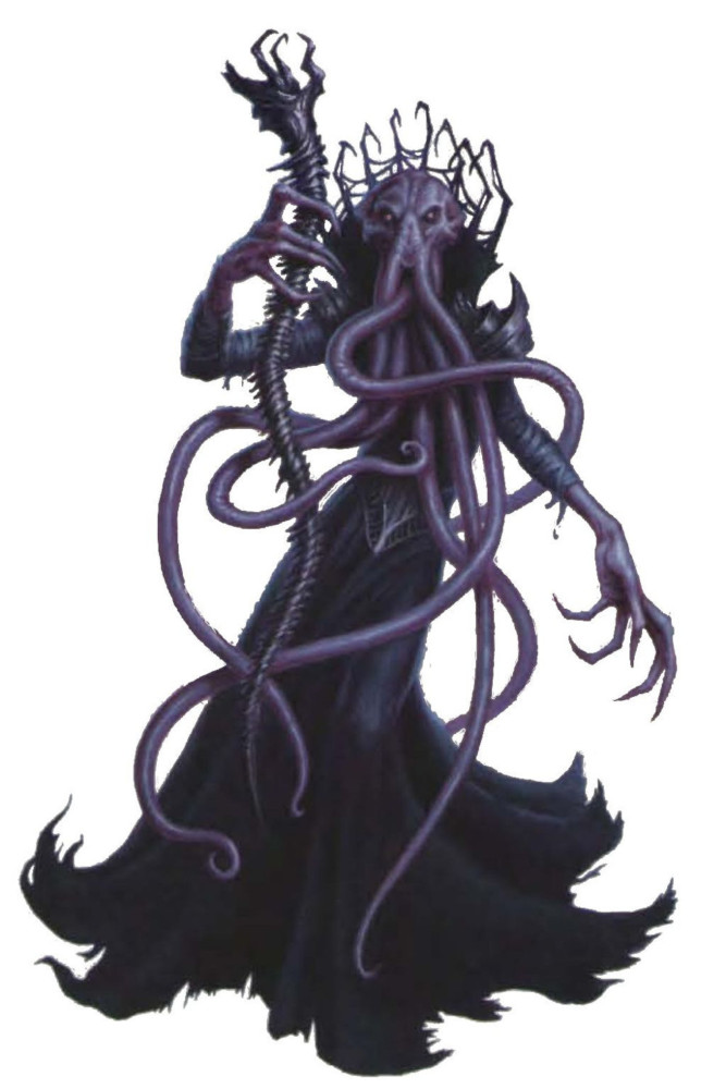 Ulitharid 5e » Dungeons & Dragons - D&D 5