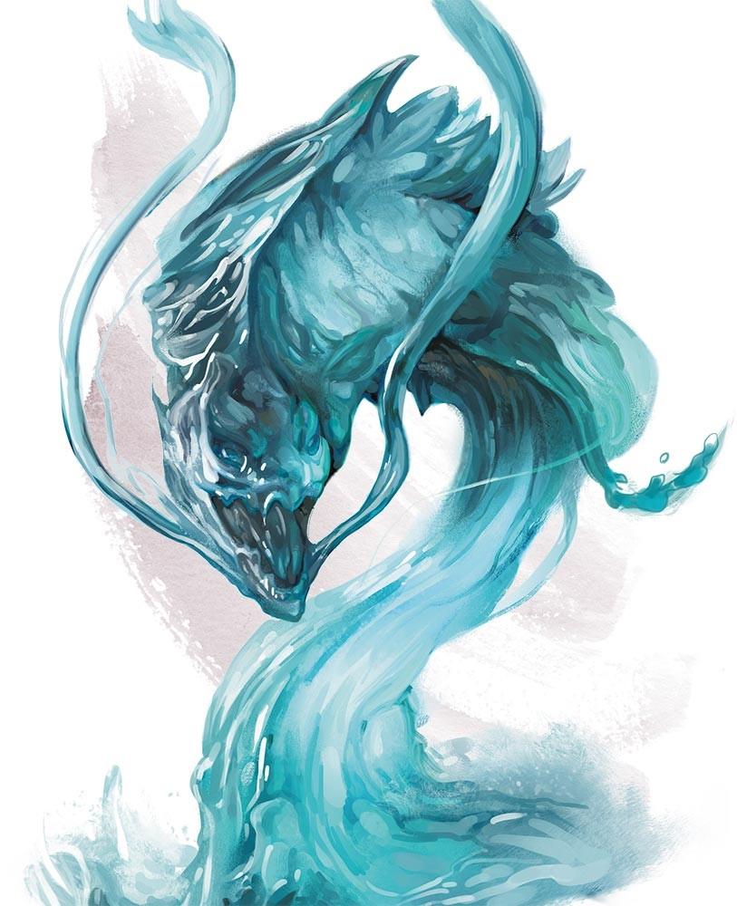 Water Weird 5e » Dungeons & Dragons - D&D 5