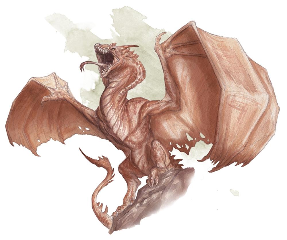 Wyvern 5e » Dungeons & Dragons - D&D 5
